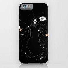 In space no one can hear you, scream iPhone 6s Slim Case