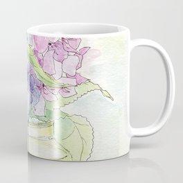 Hydrangea, Still Life Coffee Mug
