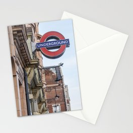 London 12 Stationery Cards