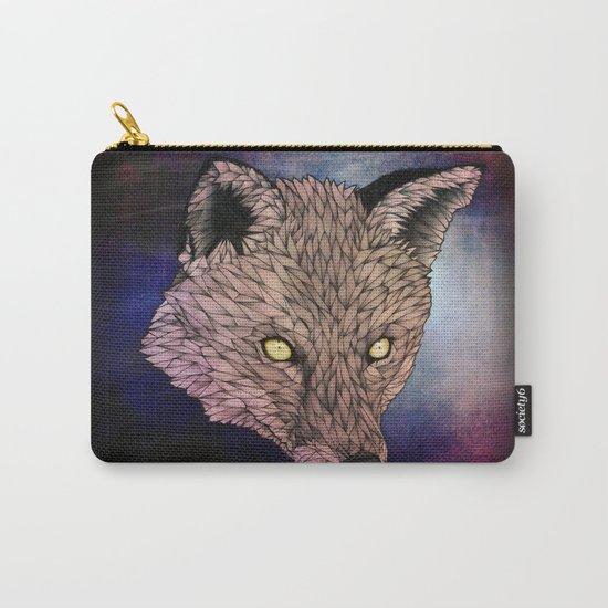 Fox - Golden Eyes Carry-All Pouch