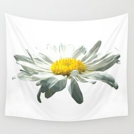 Daisy flower Wall Tapestry