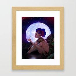 Rumble Fish Framed Art Print