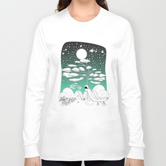 Hunting centipedes Long Sleeve T-shirt