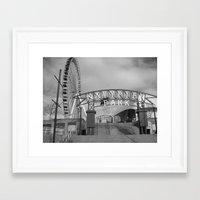 ferris bueller Framed Art Prints featuring Bueller...Bueller... by Brighter Side