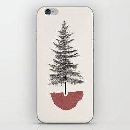 Fir Pine iPhone Skin