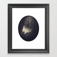♦ For Ana's Heart Is Still Of Stone ♦ Framed Art Print