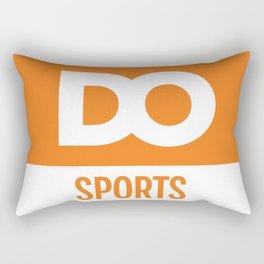 DO Sports Rectangular Pillow