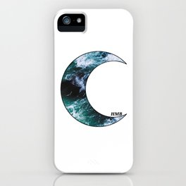 Moon Crew iPhone Case