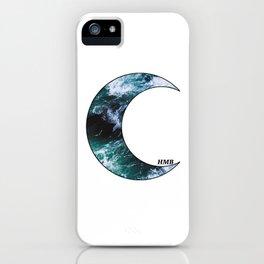 Moon Crew iPhone Case