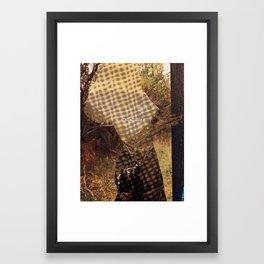 Will I ever feel ok again? Framed Art Print