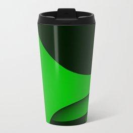 Flight - green version Travel Mug