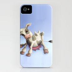 Little cow Slim Case iPhone (4, 4s)