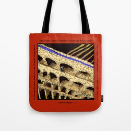 The Dreaded Aqueduct Tote Bag