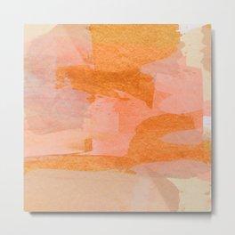 Abstract No. 475 Metal Print