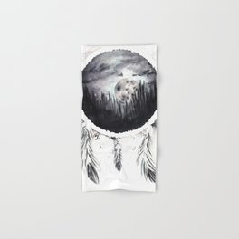 Misty Dreams Hand & Bath Towel