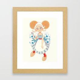 holland Framed Art Print