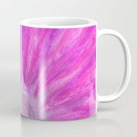big bang Mugs featuring Big Bang by AsiaMalewsky