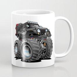 Off Road 4x4 Cartoon Coffee Mug