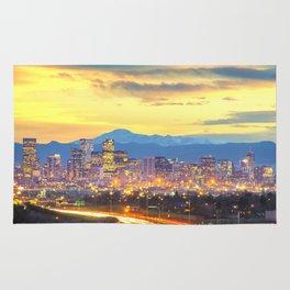 The Mile High City Rug