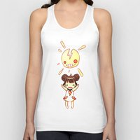 always sunny Tank Tops featuring Sunny by Freeminds