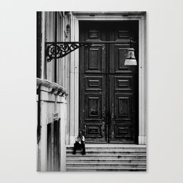 Architecture #1 Canvas Print