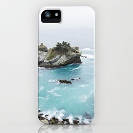 McWay Falls, Big Sur, Highway One, California iPhone Case