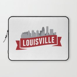City of Louisville Laptop Sleeve
