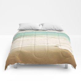 Ombre Beach Comforters
