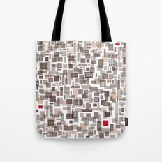 Mapping home 3 Tote Bag