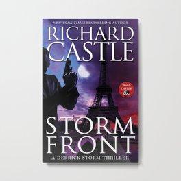 Storm Front Metal Print