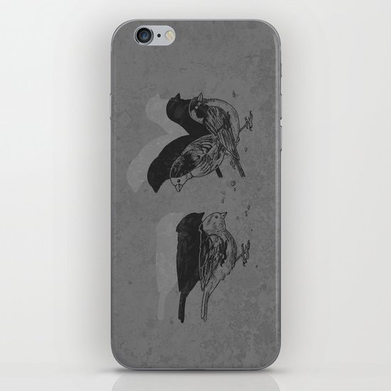 Stop Motion  iPhone & iPod Skin