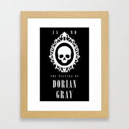 A Century of Horror Classics :: The Picture of Dorian Gray Framed Art Print