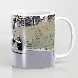 Nordschleife Formula 1 Jump Coffee Mug