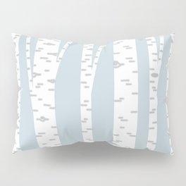 Minimalist Birch Trees by Amanda Laurel Atkins Pillow Sham
