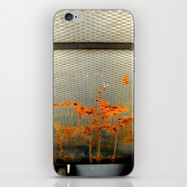 And The Dinner Is... iPhone Skin