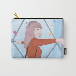 Spread Kindness Like Confetti Carry-All Pouch