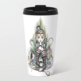 Tea Time is Over Travel Mug