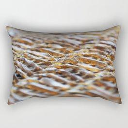 Net work Rectangular Pillow