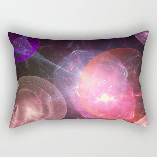 The Reactor Is Critical Rectangular Pillow