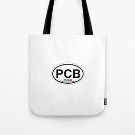 Panama City Beach - Florida. Tote Bag