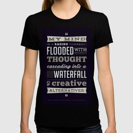 Funny Movie Quote from Blazing Saddles by Harvey Korman T-shirt