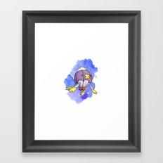 Drifblims Big Adventure Framed Art Print