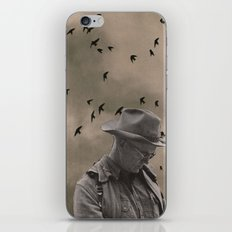 loneliness of the long distance cowboy iPhone & iPod Skin