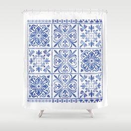 Mediterranean Shower Curtains