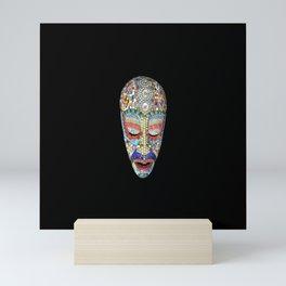Bob, Why the Long Face? Mini Art Print