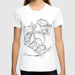 Ninja Master of Illusion T-shirt