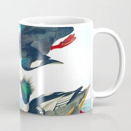 Red-breasted Merganser Bird Coffee Mug