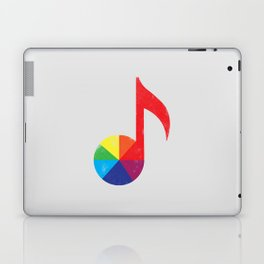 Music Theory Laptop & iPad Skin