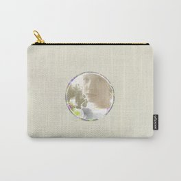 Bride - White Carry-All Pouch