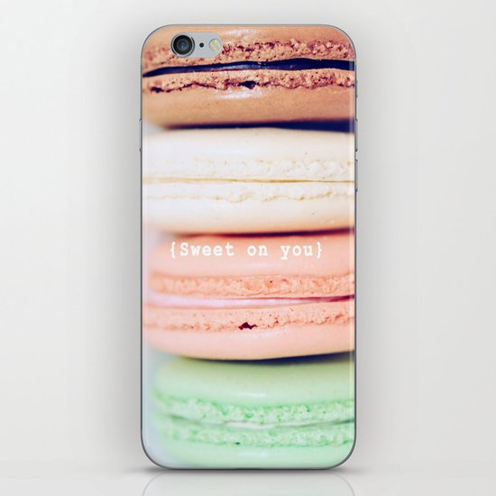 {Sweet on you} iPhone & iPod Skin